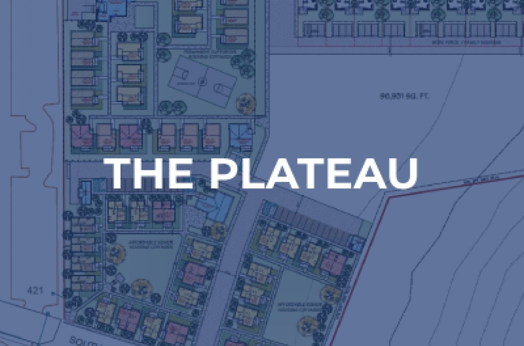 The plateau affordable multi family housing