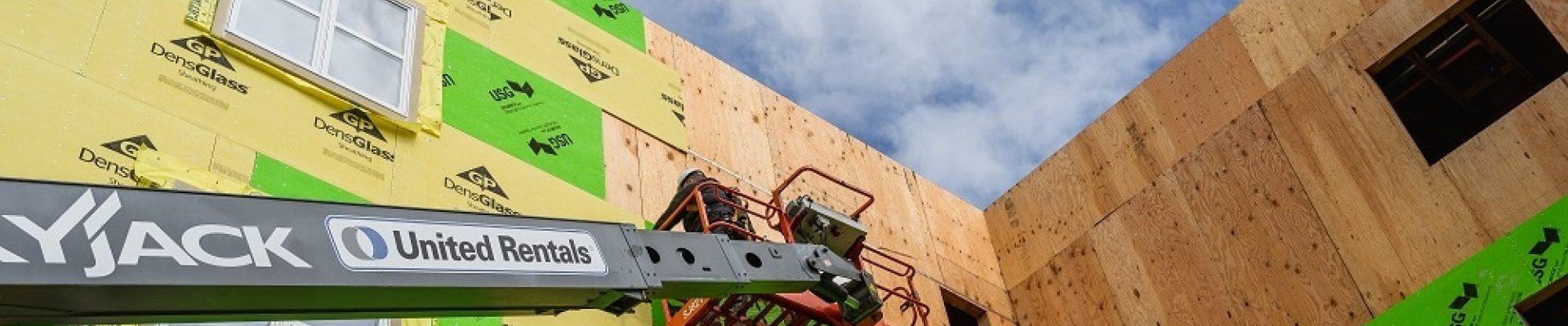 Danco Builders Build Up Community