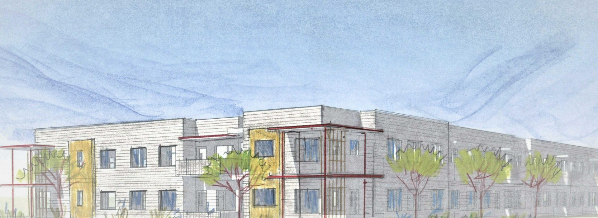 Orchard Commons Danco Communities Affordable Housing Project