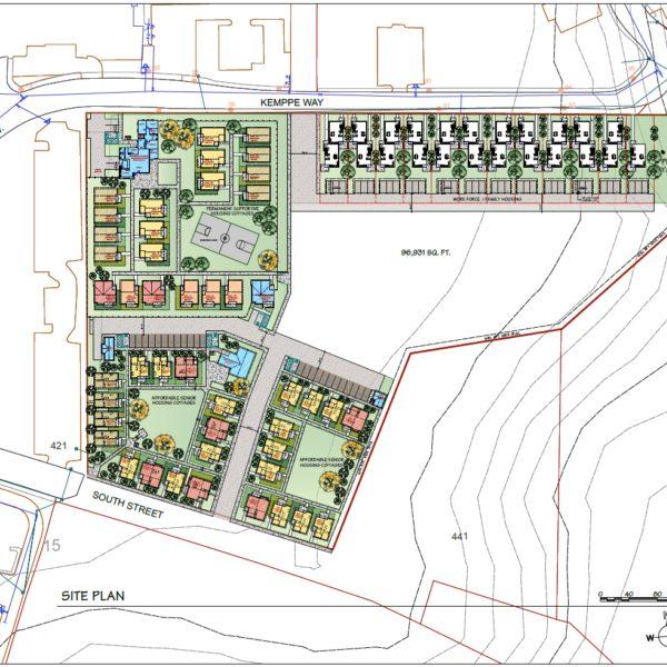 The Plateau Senior Affordable Housing Danco Communities