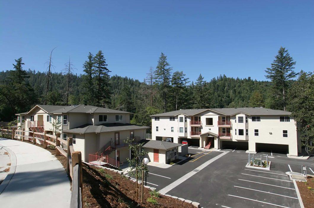 Danco Affordable Housing Redwood Village